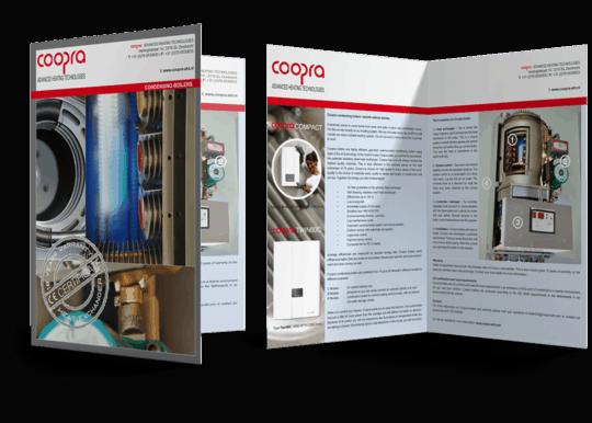 Voor de Coopra moest een totaal nieuwe huisstijl ontworpen worden inclusief een logo-redesign.