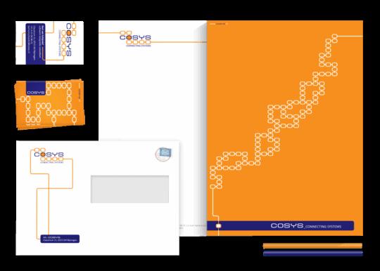 gonzodesign is gevraagd een onderscheidend logo en huisstijl te ontwerpen voor deze beginnende onderneming