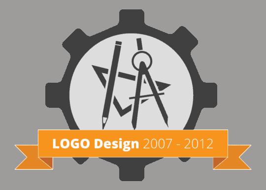 Logo designs gemaakt door gonzodesign in de jaren 2007 t/m 2012