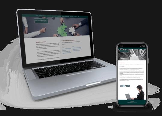 Responsive WordPress Thema voor Leerschoon M/V