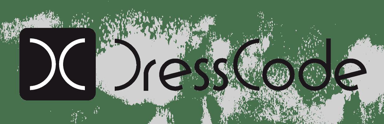 Afbeelding van het logo ontwerp voor DressCode, een mode winkel uit Beijing (China)
